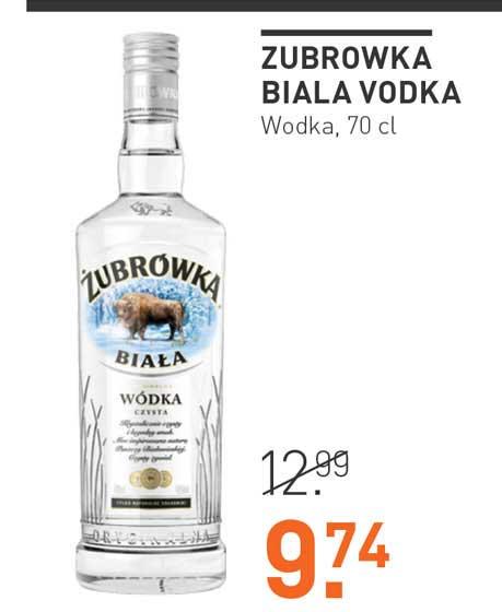 Gall & Gall Zubrowka Biala Vodka Wodka