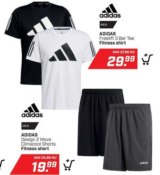 DAKA Adidas Design 2 Move Climacool Shorts Fitness Short