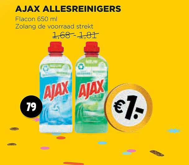 Jumbo Ajax Allesreinigers
