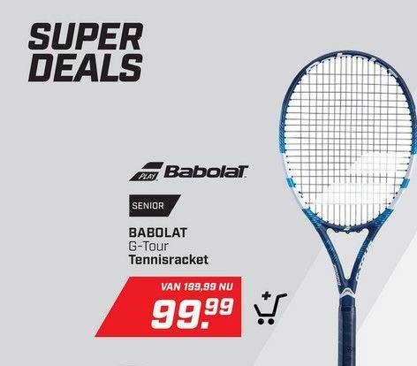 DAKA Babolat G-Tour Tennisracket