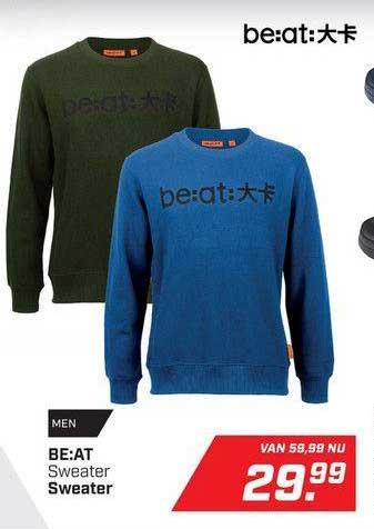 DAKA Be:At Sweater