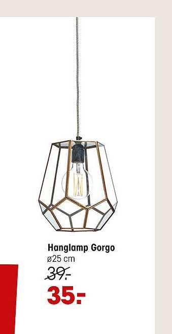 Kwantum Hanglamp Gorgo