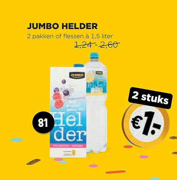 Jumbo Jumbo Helder