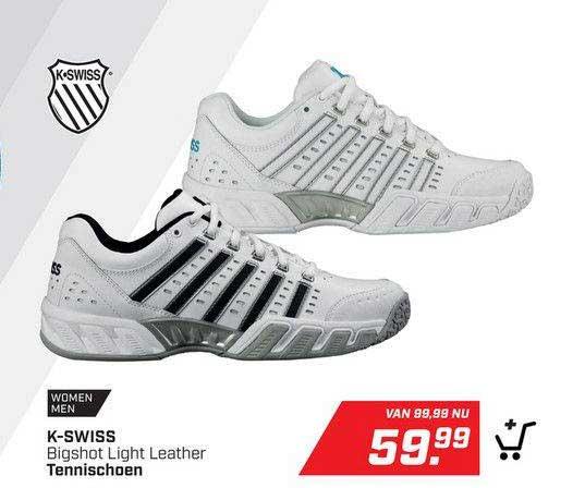 DAKA K-Swiss Bigshot Light Leather Tennischoen