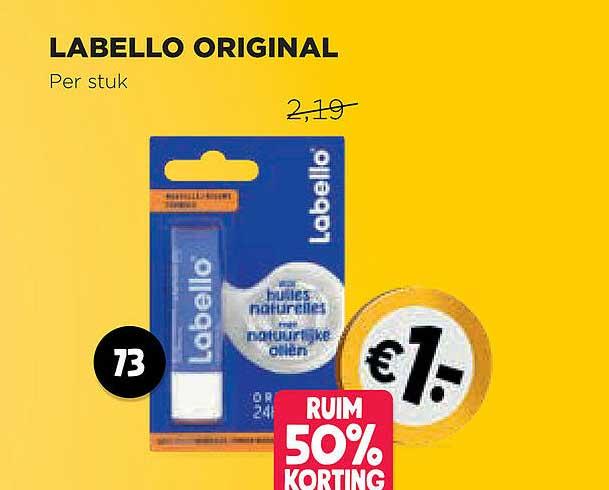 Jumbo Labello Original