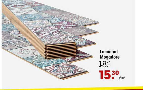 Kwantum Laminaat Mogadore