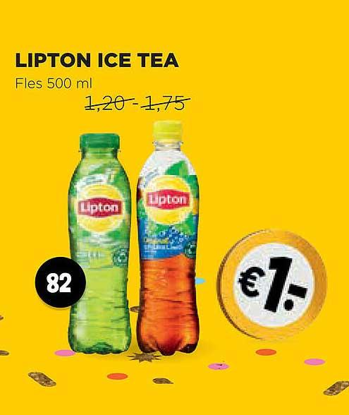 Jumbo Lipton Ice Tea