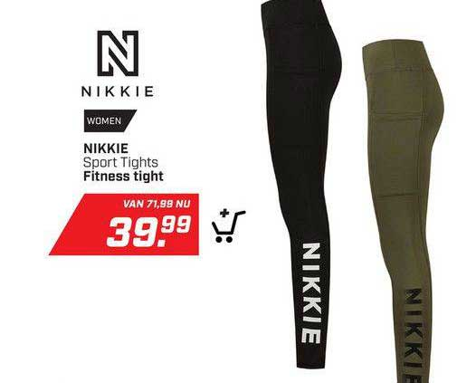 DAKA Nikkie Sport Tights Fitness Tight