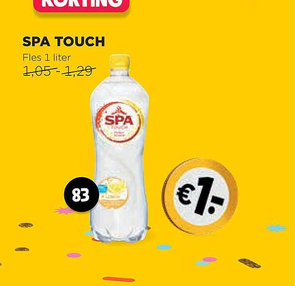 Jumbo Spa Touch