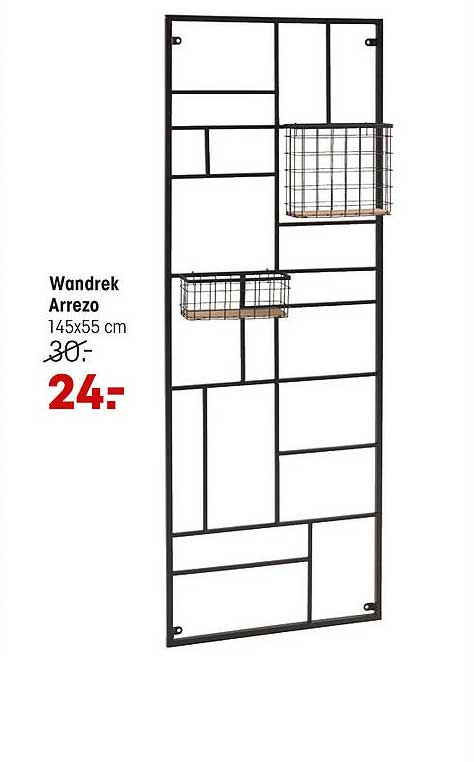 Kwantum Wandrek Arrezo