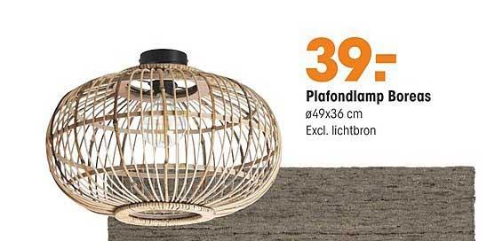 Kwantum Plafondlamp Boreas