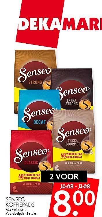 DekaMarkt Senseo Koffiepads