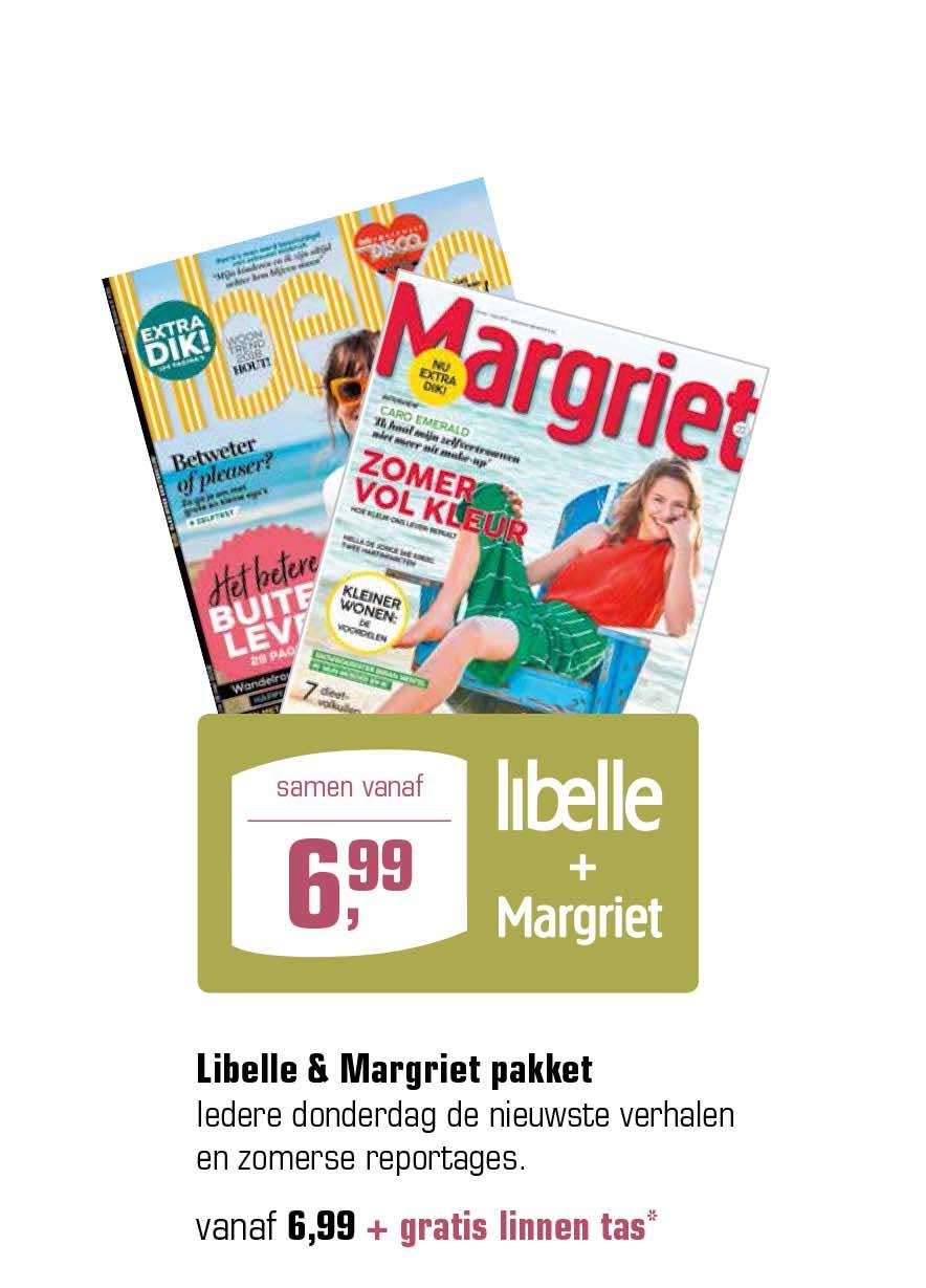 Primera Libelle & Margriet Pakket