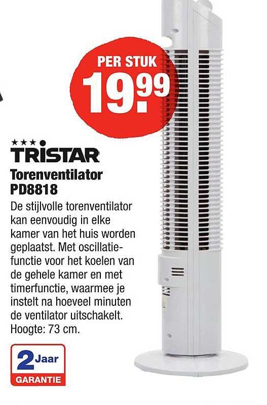 ALDI Tristar Torenventilator PD8818