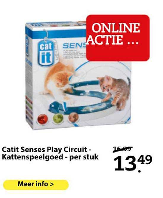 Boerenbond Catit Senses Play Circuit - Kattenspeelgoed