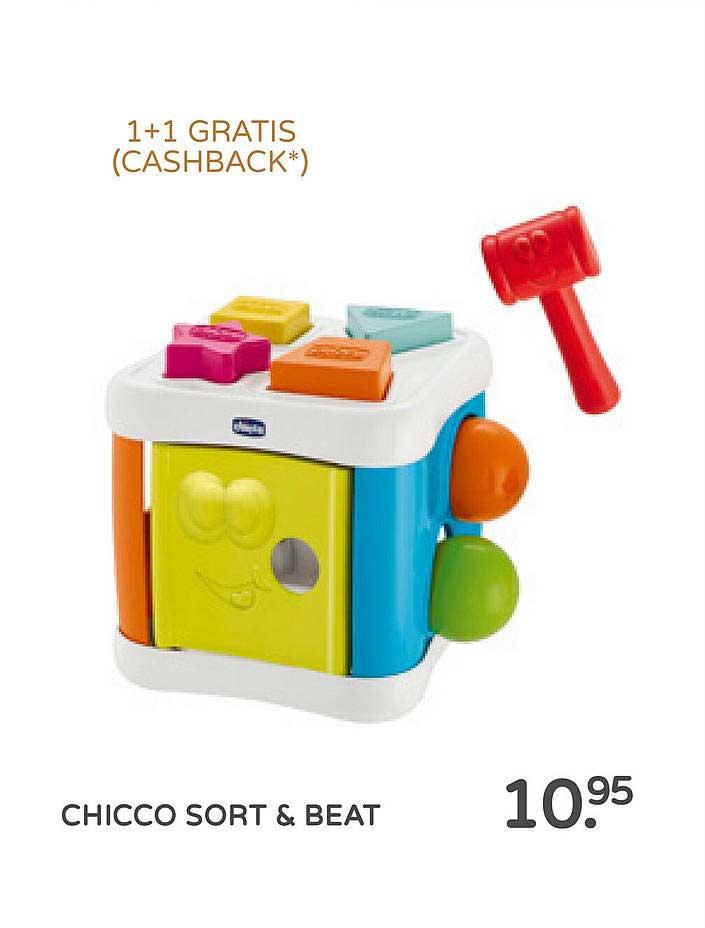 Prénatal Chicco Sort & Beat