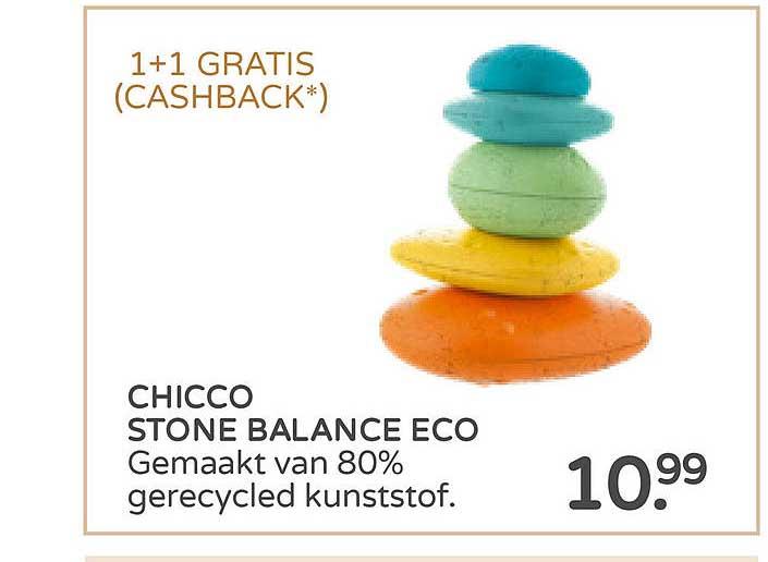 Prénatal Chicco Stone Balance Eco