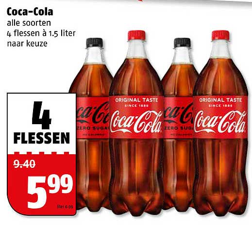 Poiesz Coca-Cola