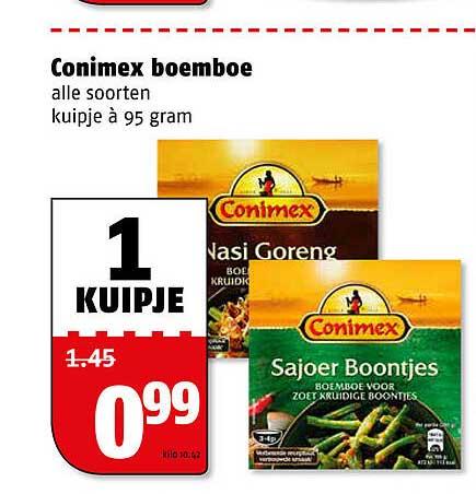 Poiesz Conimex Boemboe
