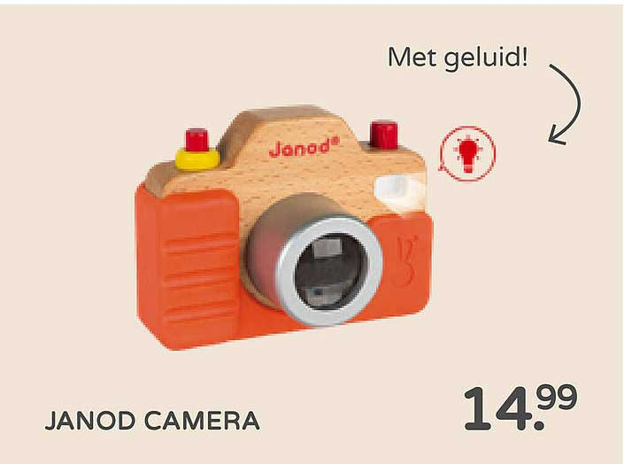Prénatal Janod Camera