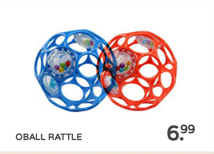 Prénatal Oball Rattle