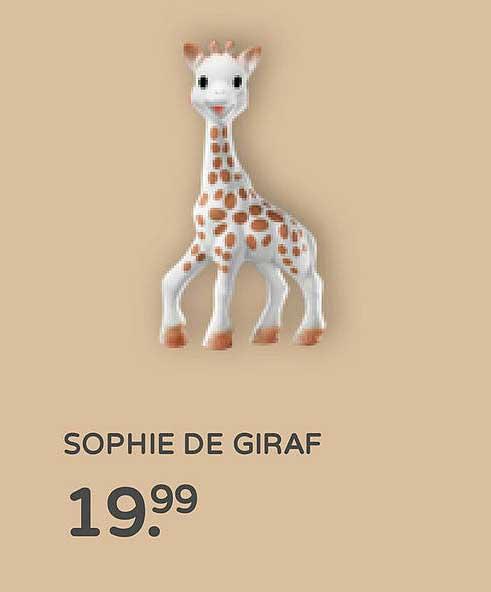 Prénatal Sophie De Giraf