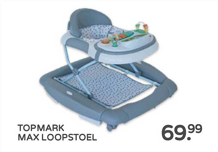 Prénatal Topmark Max Loopstoel