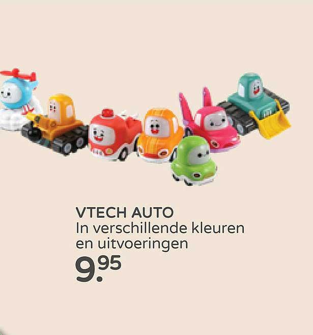 Prénatal Vtech Auto