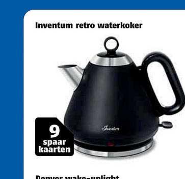 Poiesz Inventum Retro Waterkoker