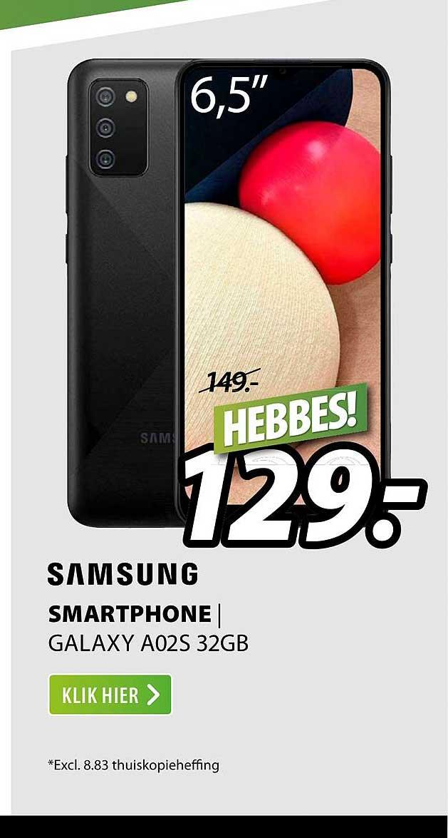 Expert Samsung Smartphone   Galaxy A02S 32GB