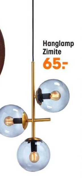 Kwantum Hanglamp Zimite