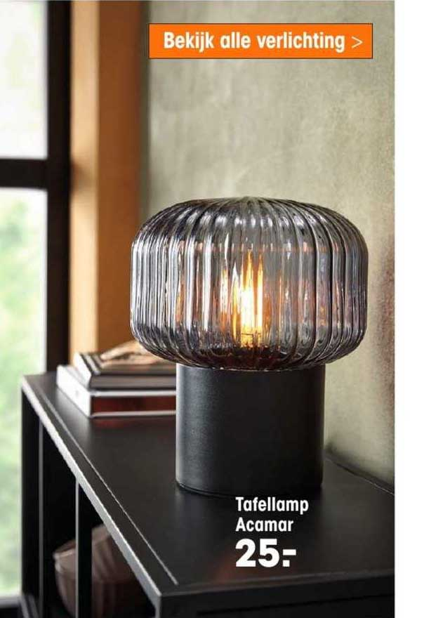 Kwantum Tafellamp Acamar