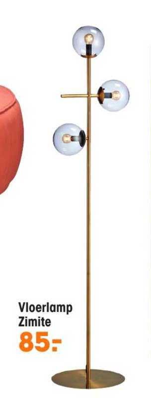 Kwantum Vloerlamp Zimite