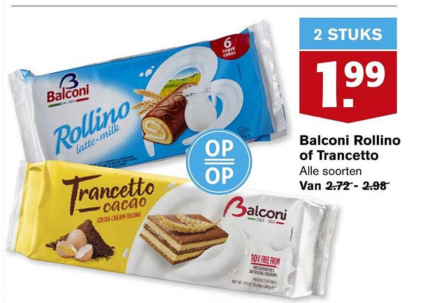 Hoogvliet Balconi Rollino Of Trancetto