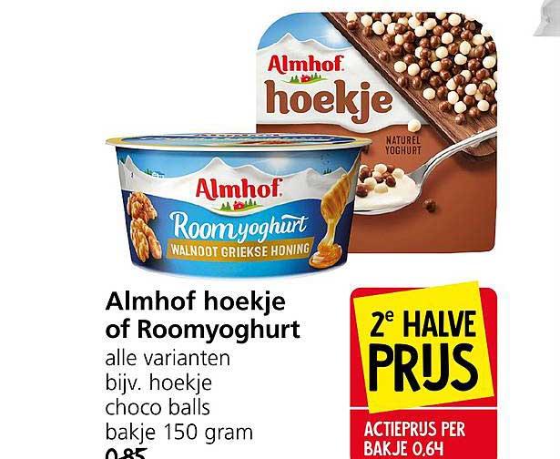 Jan Linders Almhof Hoekje Of Roomyoghurt