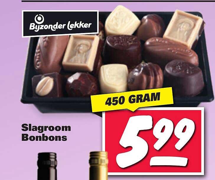 Nettorama Bijzonder Lekker Slagroom Bonbons