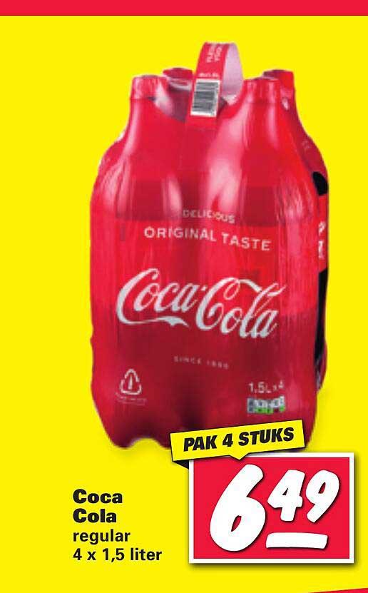 Nettorama Coca Cola Regular