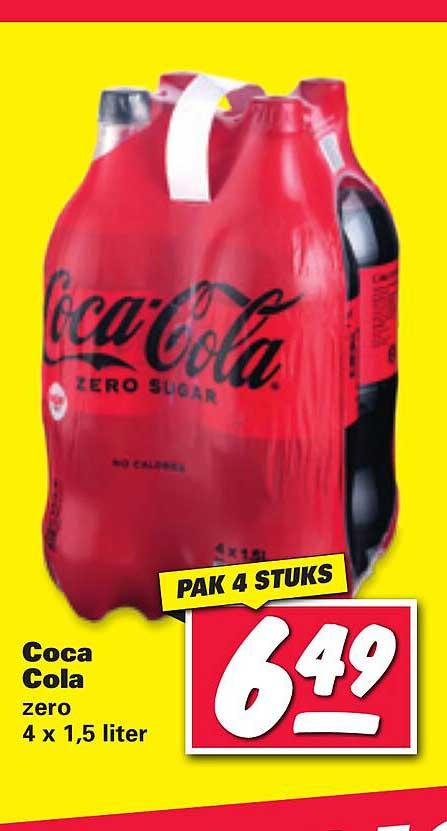 Nettorama Coca Cola Zero