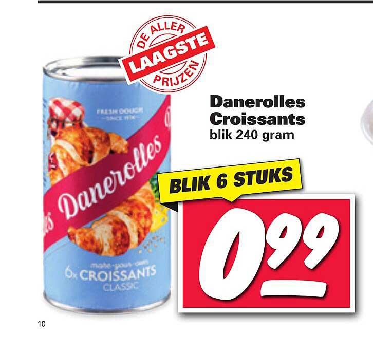 Nettorama Danerolles Croissants
