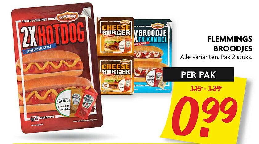 DekaMarkt Flemmings Broodjes