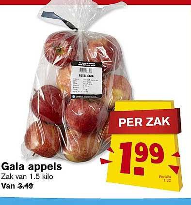 Hoogvliet Gala Appels