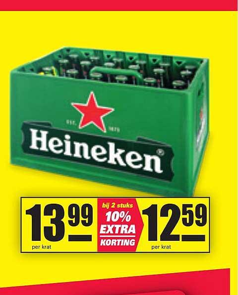Nettorama Heineken