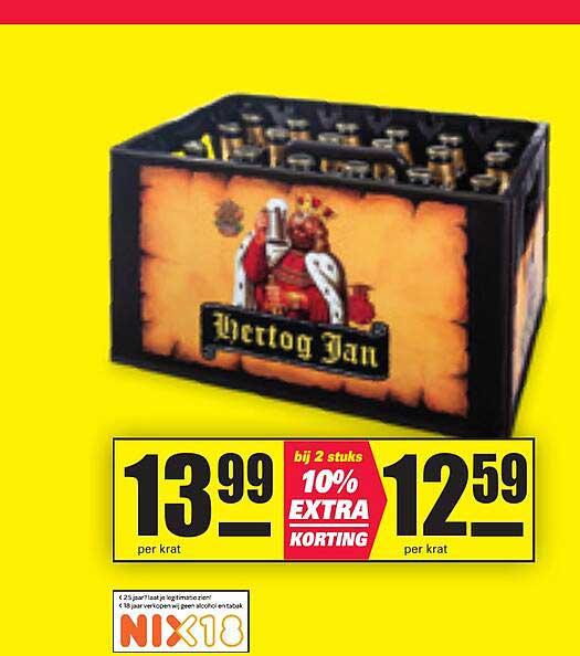 Nettorama Hertog Jan