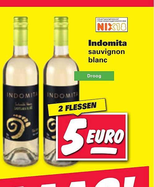 Nettorama Inodmita Sauvignon Blanc