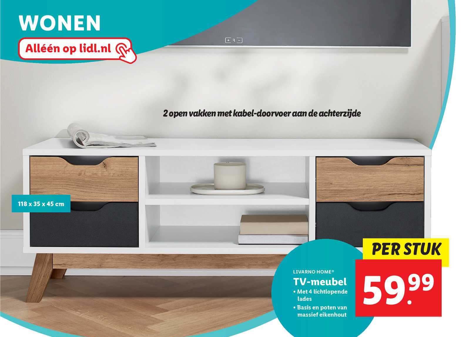 Lidl Livarno Home® TV-Meubel