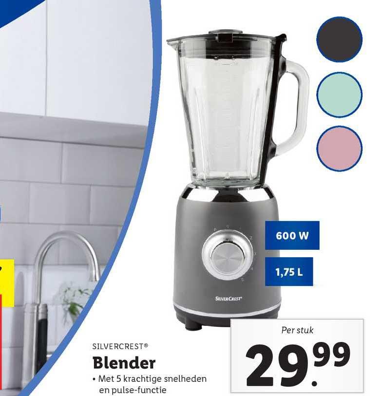 Lidl Silvercrest® Blender
