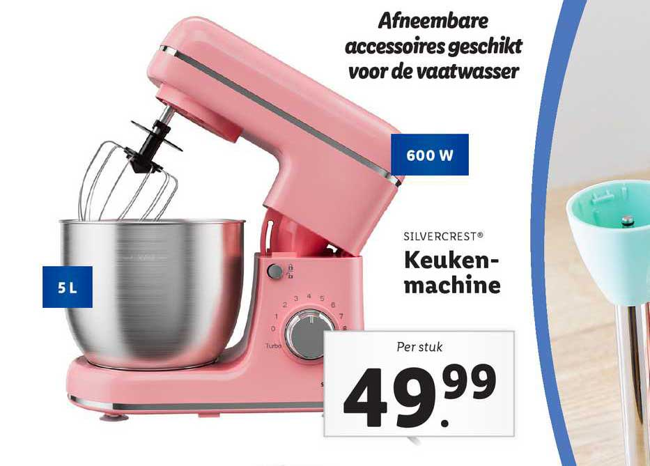 Lidl Silvercrest® Keukenmachine