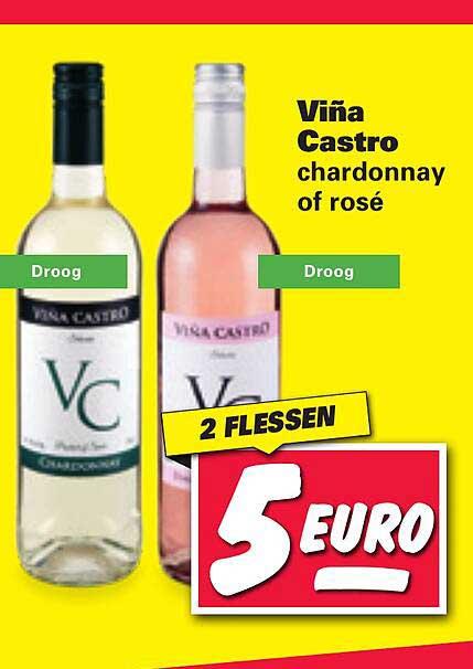 Nettorama Viña Castro Chardonnay Of Rosé