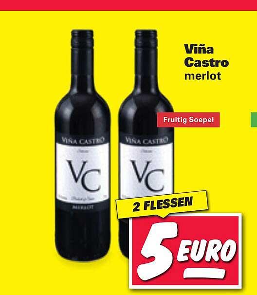 Nettorama Viña Castro Merlot