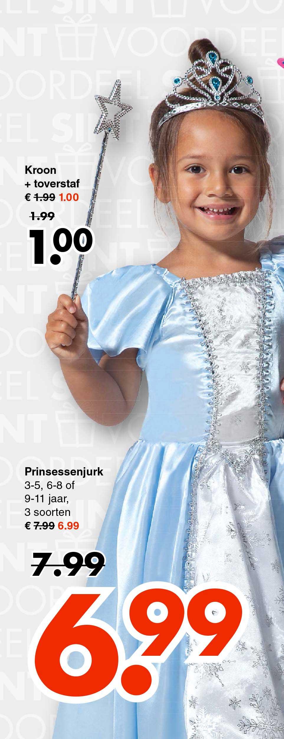Wibra Prinsessenjurk